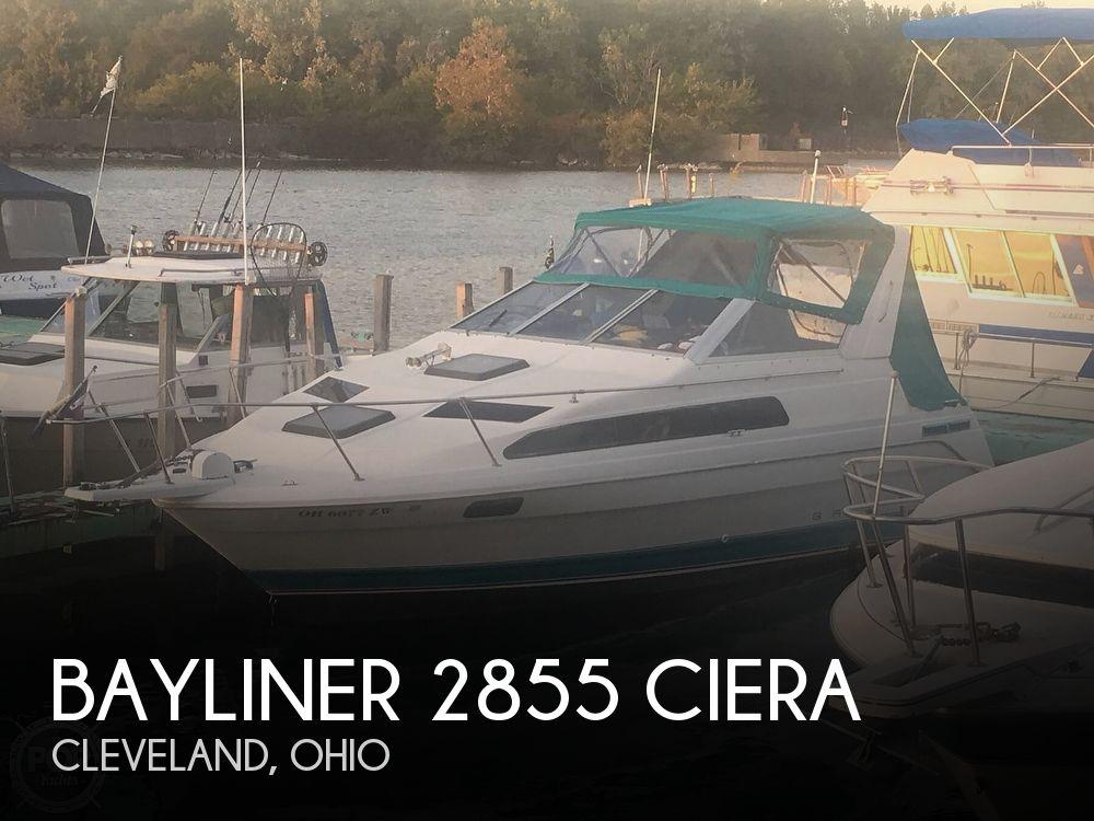 Used Bayliner 2855 Ciera Boats For Sale by owner | 1993 Bayliner 2855 Ciera