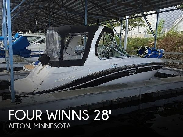 Used Four Winns 278 Vista Boats For Sale by owner | 2007 Four Winns 278 Vista