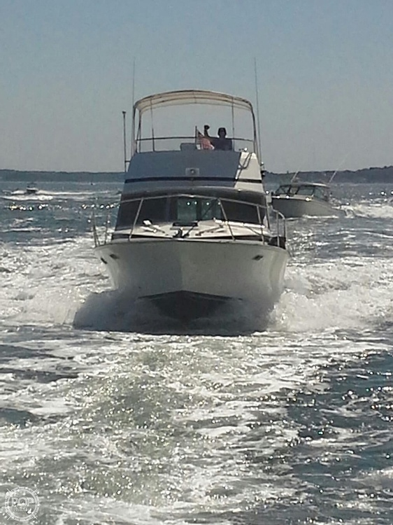 1979 Bertram boat for sale, model of the boat is 35 Convertible & Image # 6 of 40
