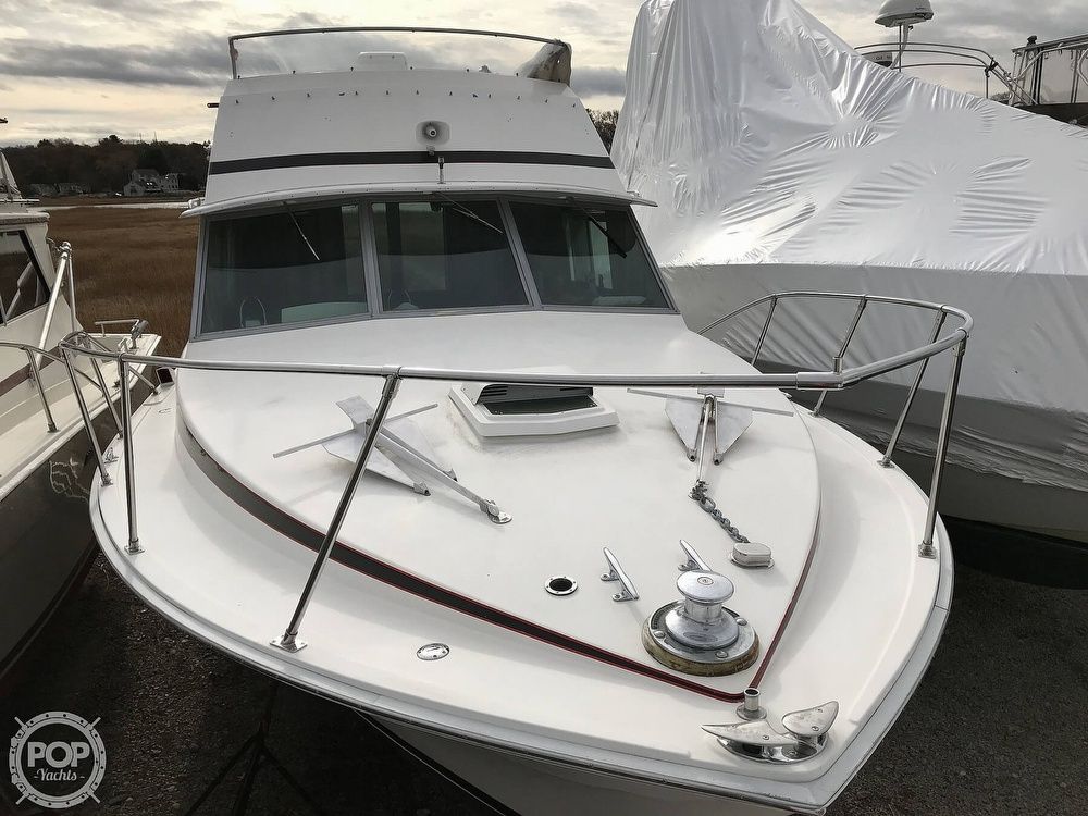 1979 Bertram boat for sale, model of the boat is 35 Convertible & Image # 12 of 40