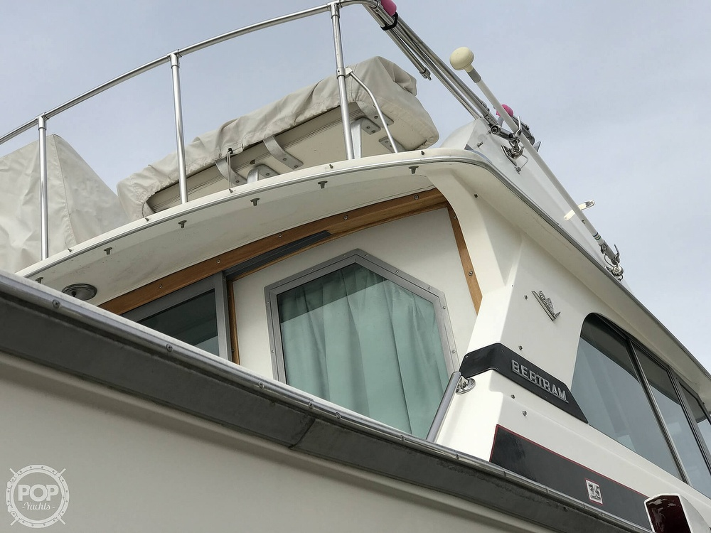 1979 Bertram boat for sale, model of the boat is 35 Convertible & Image # 23 of 40