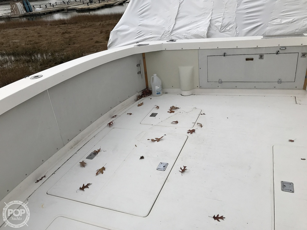 1979 Bertram boat for sale, model of the boat is 35 Convertible & Image # 29 of 40