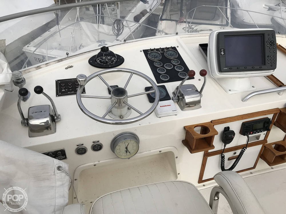1979 Bertram boat for sale, model of the boat is 35 Convertible & Image # 40 of 40