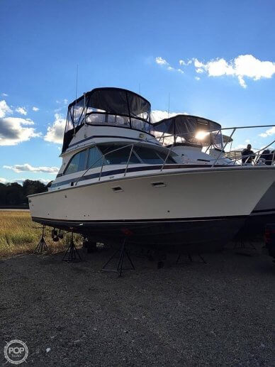 Bertram 35 Convertible, 35, for sale - $32,900