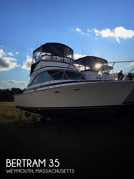 1979 Bertram boat for sale, model of the boat is 35 Convertible & Image # 1 of 40
