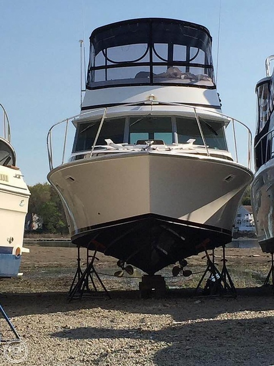 1979 Bertram boat for sale, model of the boat is 35 Convertible & Image # 3 of 40