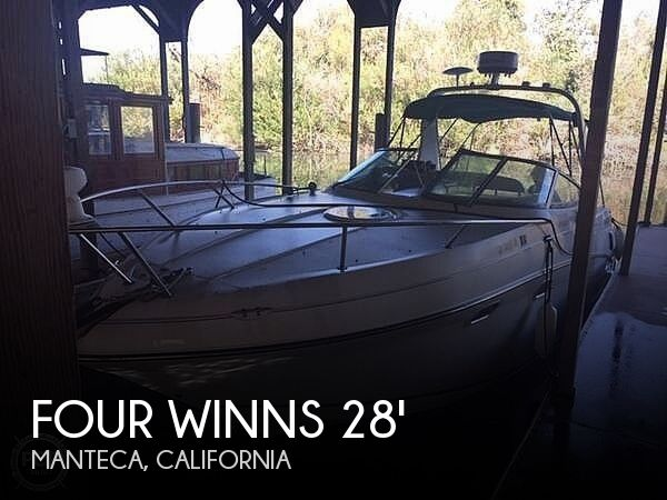 Used Four Winns Boats For Sale in California by owner | 2001 Four Winns 28