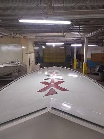2000 Renegade boat for sale, model of the boat is Condor & Image # 7 of 24