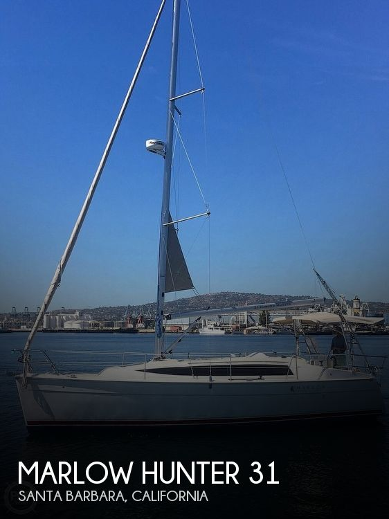 Used Hunter Sailboats For Sale by owner | 2015 Marlow Hunter 31