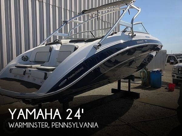 Used Boats For Sale in Allentown, Pennsylvania by owner | 2014 Yamaha 242 limited s