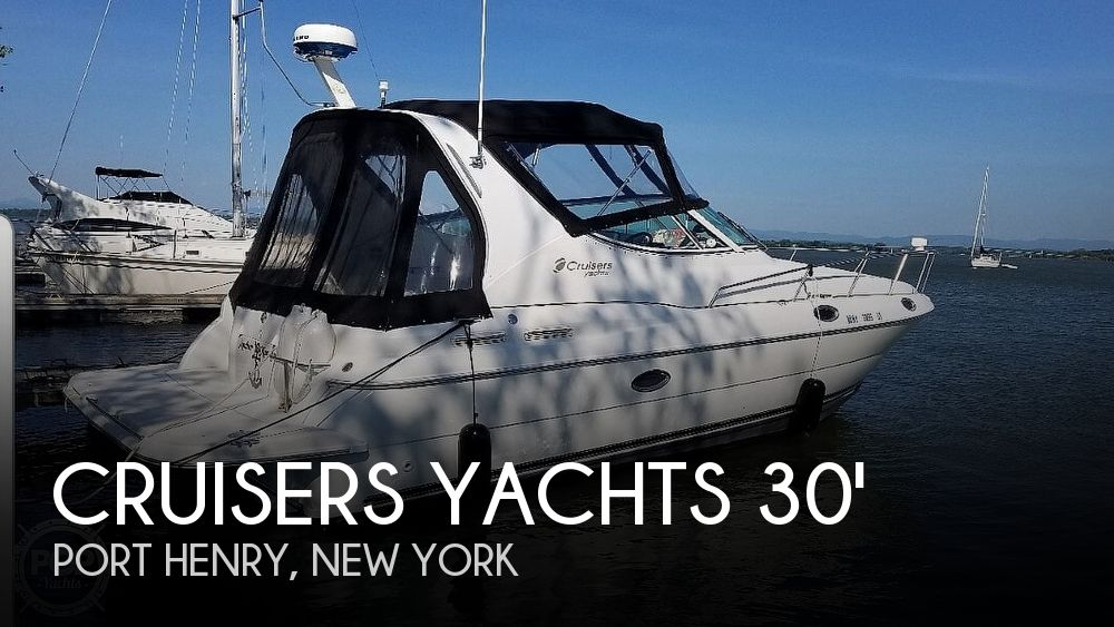 Used Boats For Sale in Burlington, Vermont by owner | 2001 Cruisers Yachts 3075