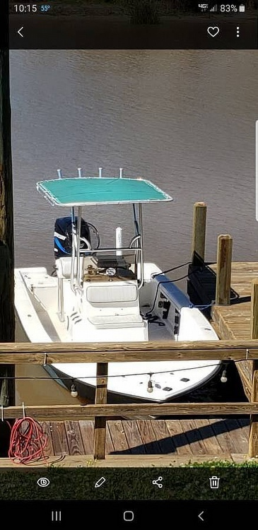 2003 Kenner boat for sale, model of the boat is 21 Center Console & Image # 6 of 17