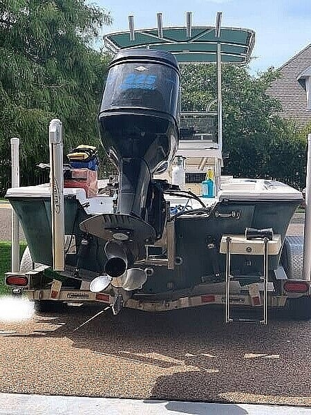 2003 Kenner boat for sale, model of the boat is 21 Center Console & Image # 3 of 17