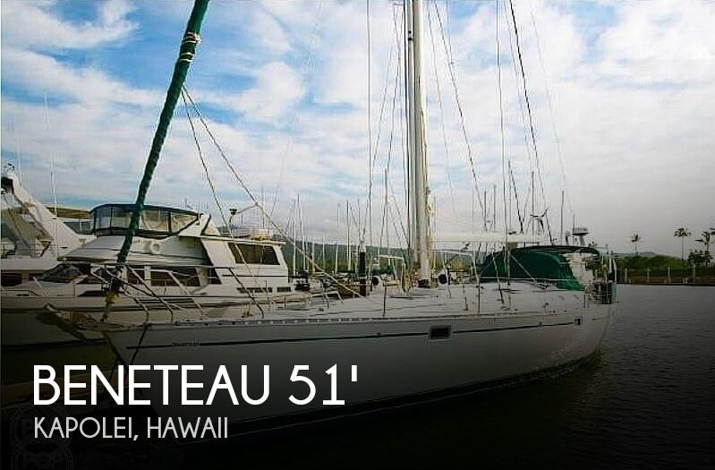 Used Beneteau Boats For Sale by owner | 1992 Beneteau Oceanis 510