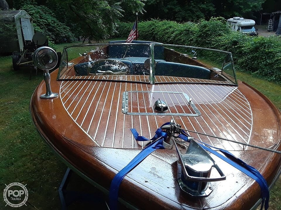 1953 Chris Craft boat for sale, model of the boat is U22 Sportman & Image # 2 of 40