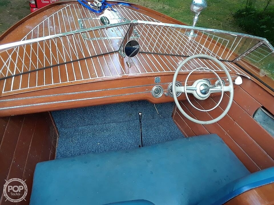 1953 Chris Craft boat for sale, model of the boat is U22 Sportman & Image # 3 of 40