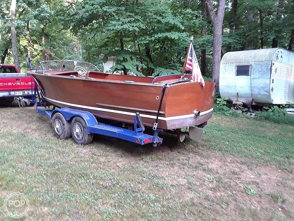 1953 Chris Craft boat for sale, model of the boat is U22 Sportman & Image # 4 of 40