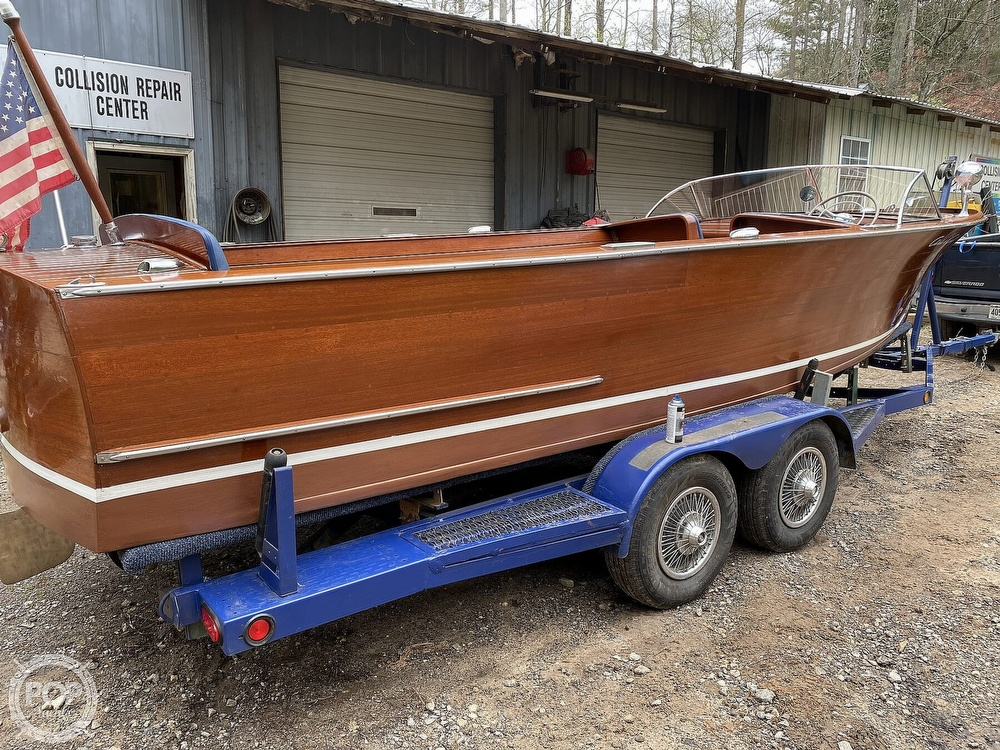 1953 Chris Craft boat for sale, model of the boat is U22 Sportman & Image # 8 of 40