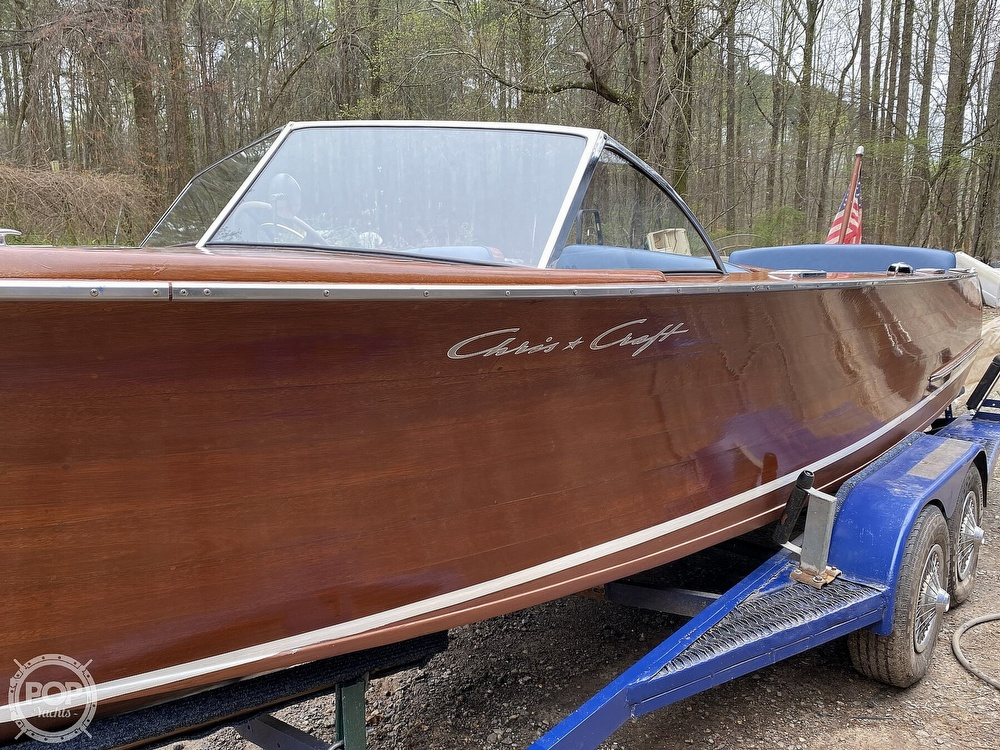 1953 Chris Craft boat for sale, model of the boat is U22 Sportman & Image # 10 of 40