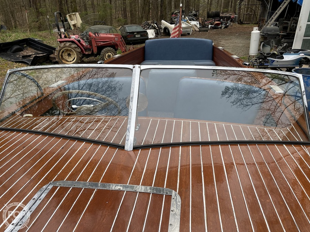 1953 Chris Craft boat for sale, model of the boat is U22 Sportman & Image # 11 of 40