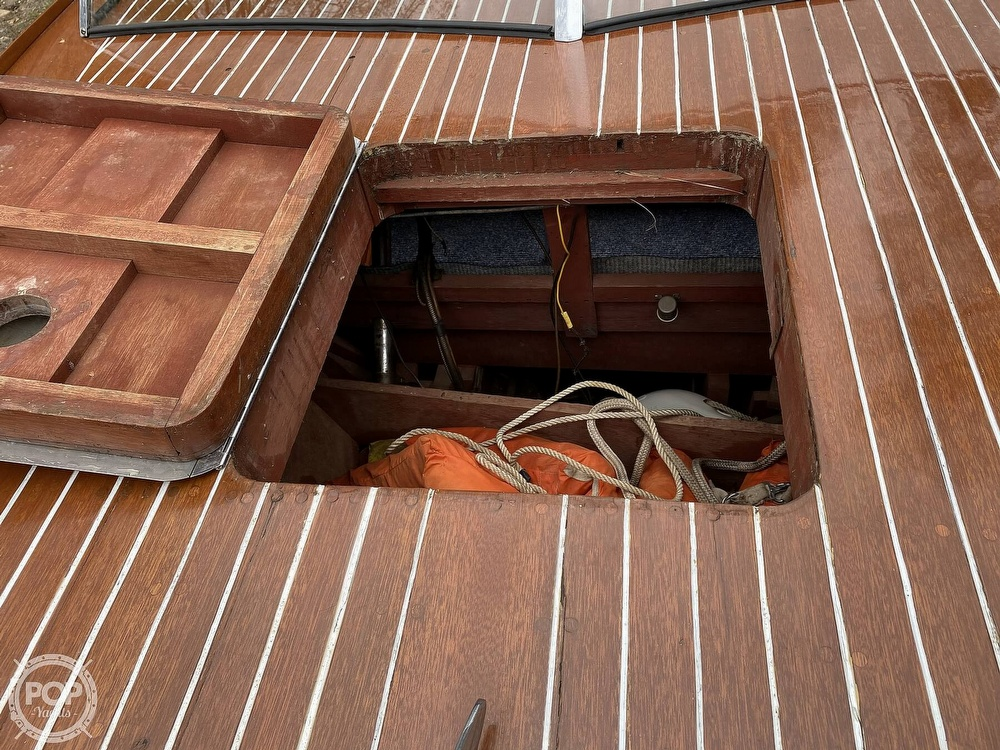 1953 Chris Craft boat for sale, model of the boat is U22 Sportman & Image # 12 of 40