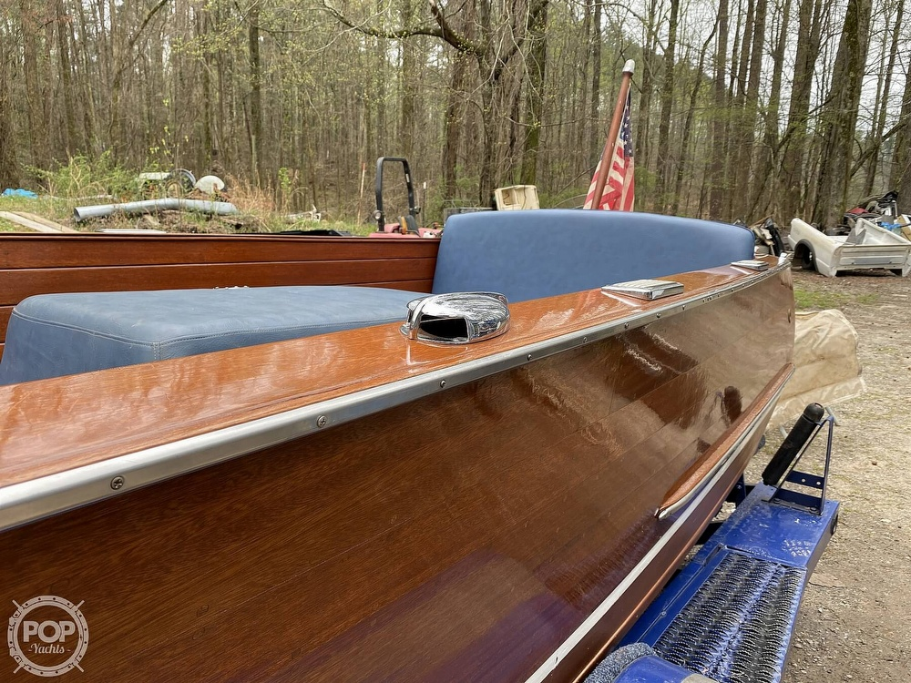 1953 Chris Craft boat for sale, model of the boat is U22 Sportman & Image # 13 of 40