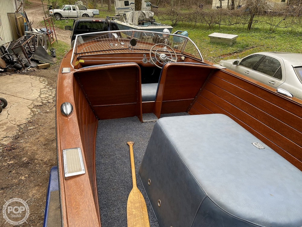 1953 Chris Craft boat for sale, model of the boat is U22 Sportman & Image # 14 of 40