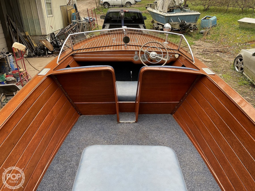 1953 Chris Craft boat for sale, model of the boat is U22 Sportman & Image # 16 of 40
