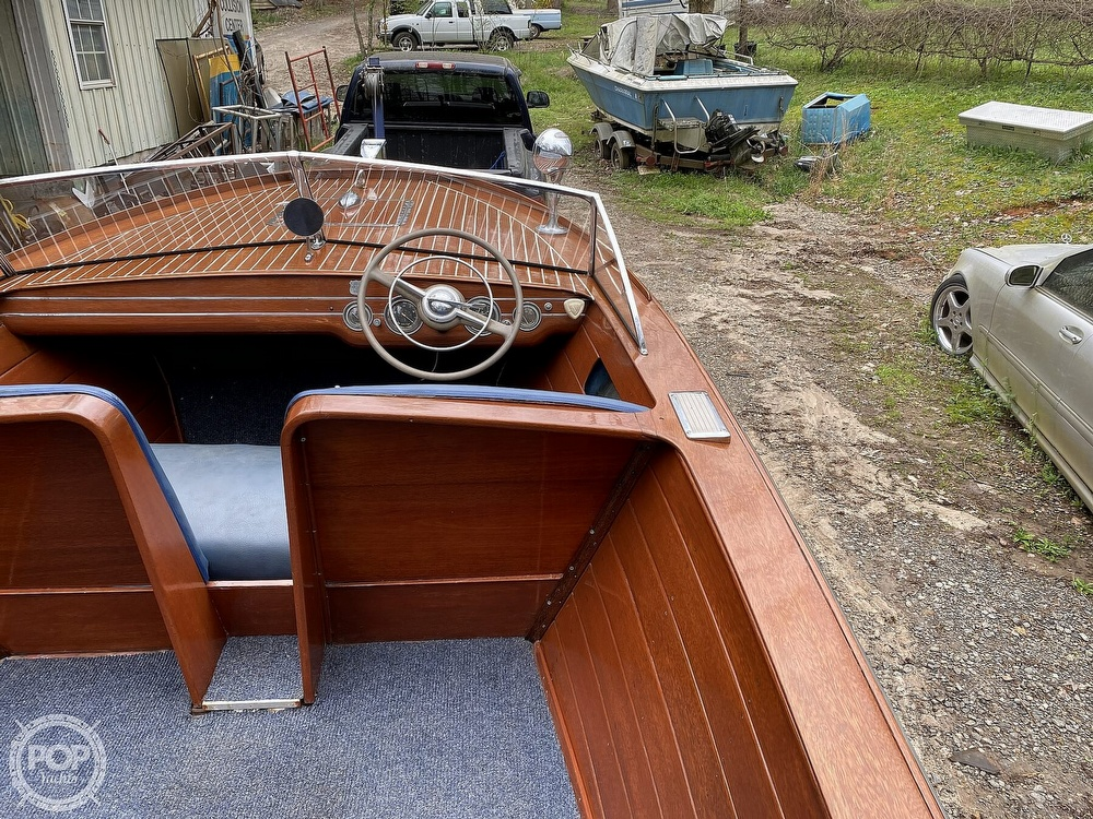 1953 Chris Craft boat for sale, model of the boat is U22 Sportman & Image # 17 of 40