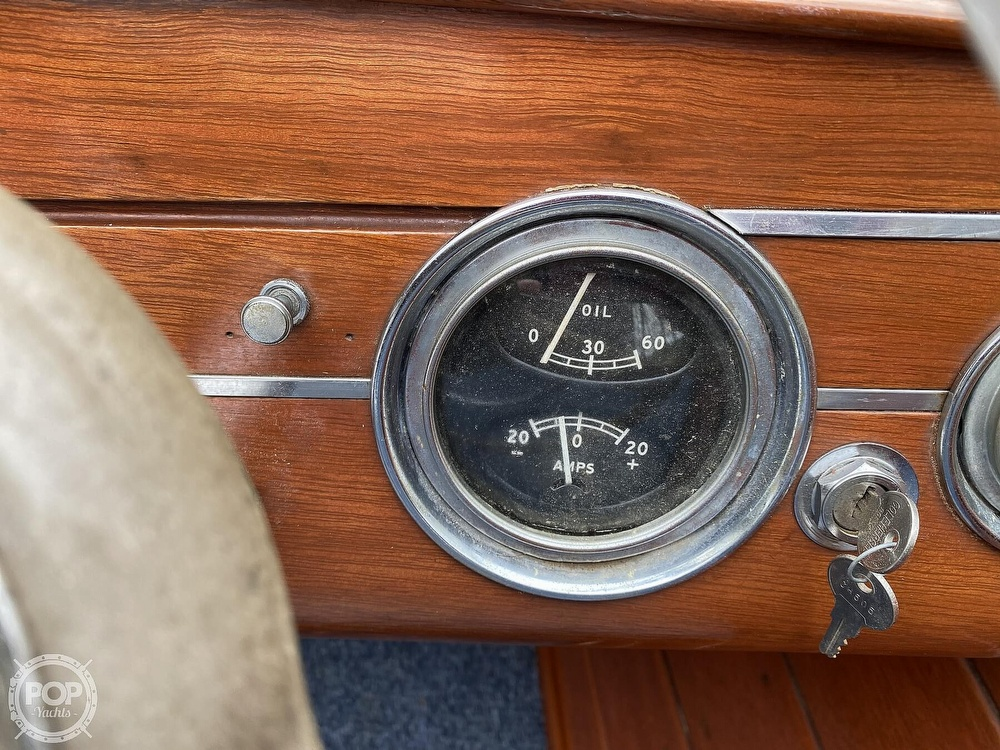 1953 Chris Craft boat for sale, model of the boat is U22 Sportman & Image # 18 of 40