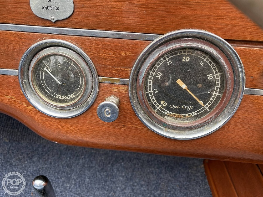 1953 Chris Craft boat for sale, model of the boat is U22 Sportman & Image # 19 of 40