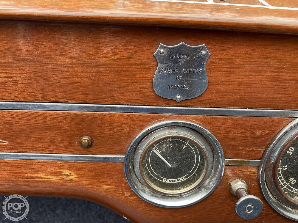 1953 Chris Craft boat for sale, model of the boat is U22 Sportman & Image # 20 of 40