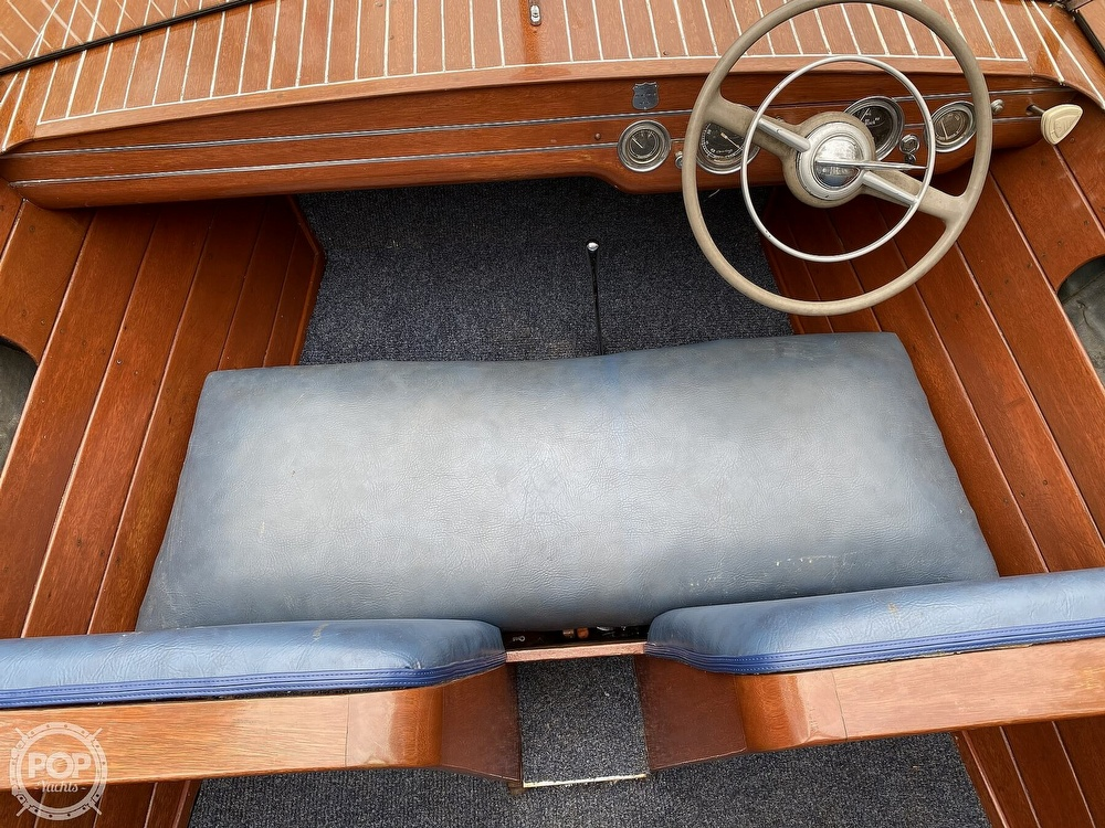 1953 Chris Craft boat for sale, model of the boat is U22 Sportman & Image # 21 of 40