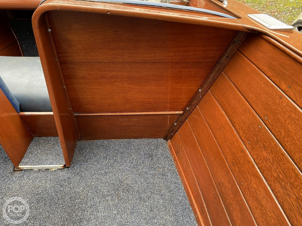 1953 Chris Craft boat for sale, model of the boat is U22 Sportman & Image # 25 of 40
