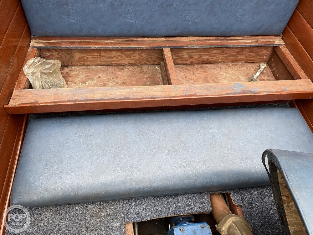 1953 Chris Craft boat for sale, model of the boat is U22 Sportman & Image # 24 of 40