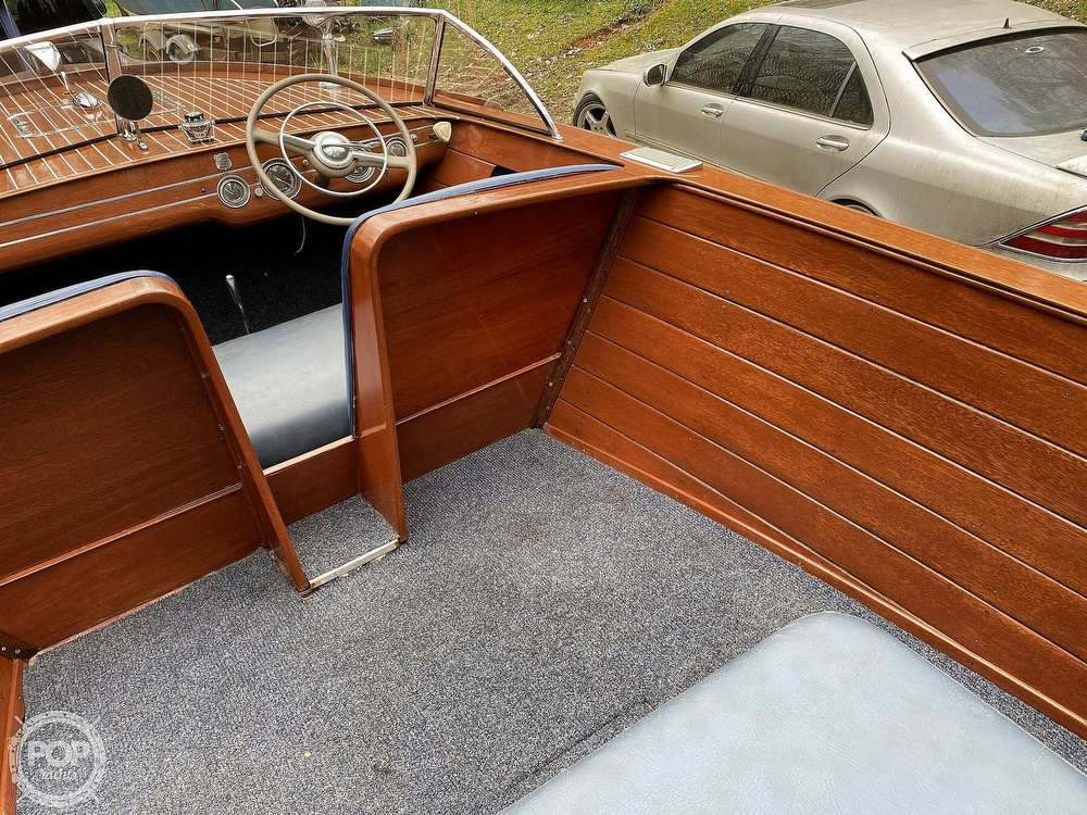 1953 Chris Craft boat for sale, model of the boat is U22 Sportman & Image # 37 of 40
