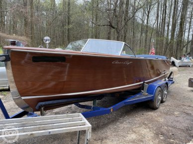 1953 Chris-Craft U22 Sportman