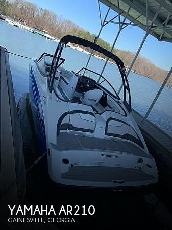 Used Yamaha Ski Boats For Sale by owner | 2019 Yamaha AR210