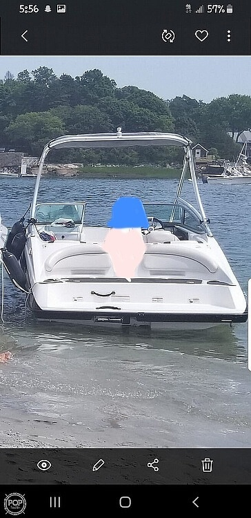 2013 Yamaha boat for sale, model of the boat is AR190 & Image # 5 of 7