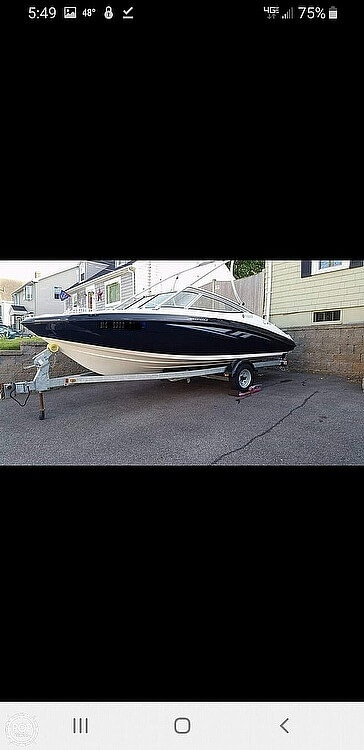 2013 Yamaha boat for sale, model of the boat is AR190 & Image # 2 of 7