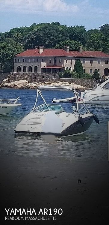 2013 Yamaha boat for sale, model of the boat is AR190 & Image # 1 of 7