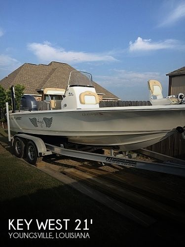 Used Key West Boats For Sale by owner | 2015 Key West 21 Bay Reef