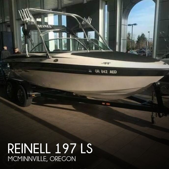 Used Reinell Boats For Sale by owner | 2010 Reinell 197 Ls