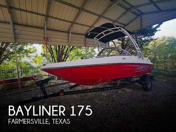 Used Bayliner Boats For Sale in Texas by owner | 2015 Bayliner 175