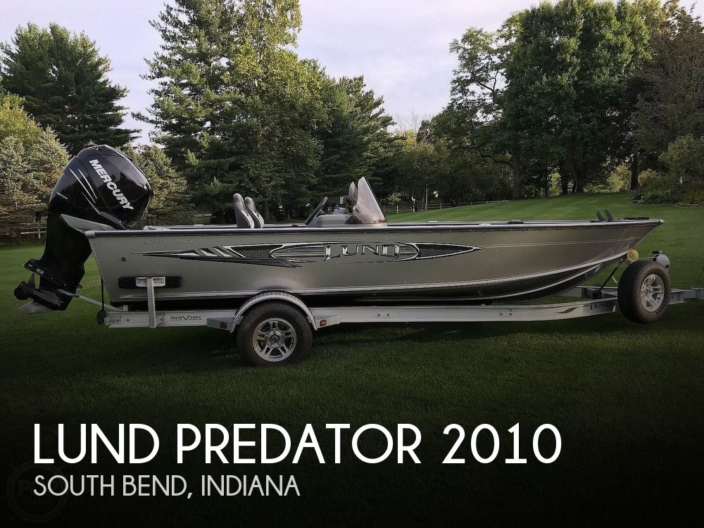 Used Boats For Sale in Fort Wayne, Indiana by owner | 2012 Lund Predator 2010