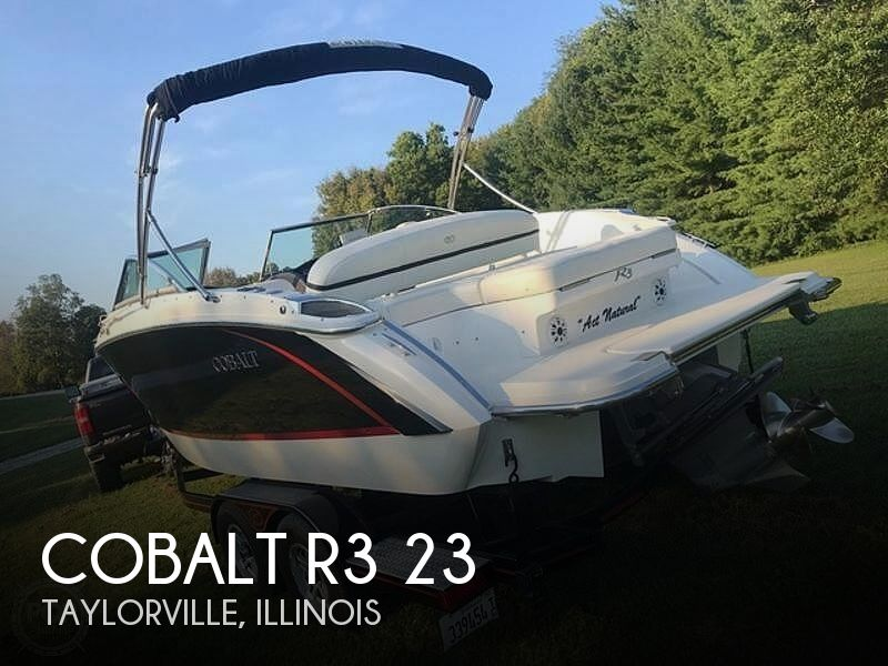 Used Boats For Sale in Springfield, Illinois by owner | 2014 Cobalt R3 23