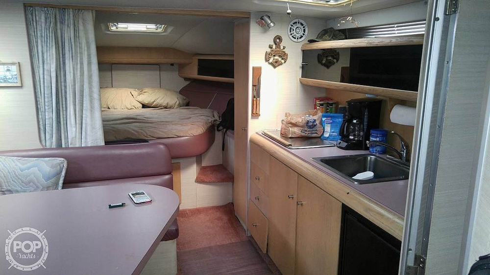 1988 Silverton boat for sale, model of the boat is 34X & Image # 4 of 8