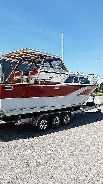1974 Carver boat for sale, model of the boat is Monterey & Image # 4 of 9