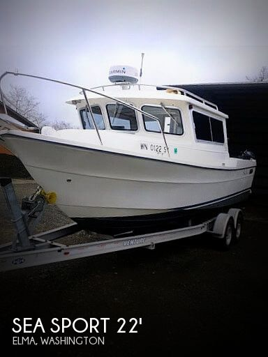 Used SEA SPORT Boats For Sale by owner | 2004 Sea Sport 2200 Sportsman