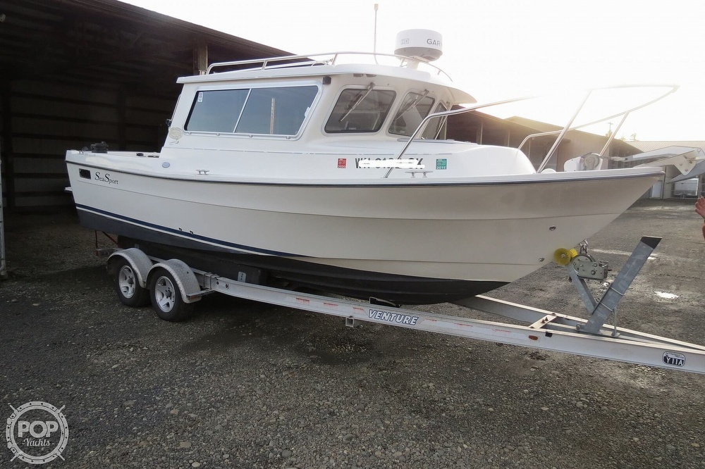 2004 Seasport boat for sale, model of the boat is 2200 Sportsman & Image # 2 of 40